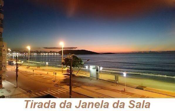 Carnaval - Apto - Praia do Morro - Frente com Vista - Guarapari- Av Beira Mar