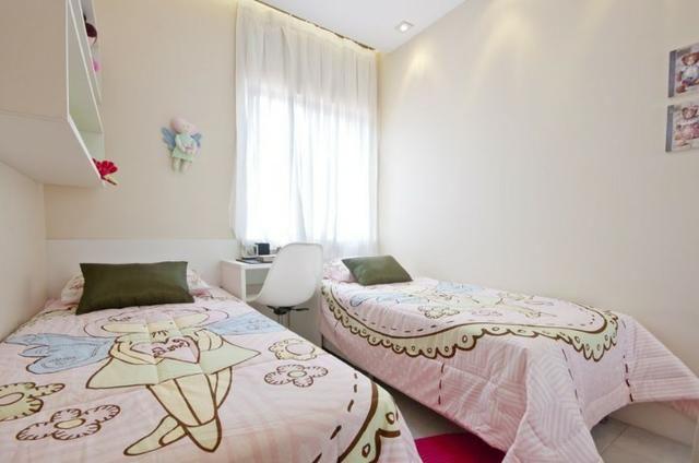 Apartamento Sem Entrada! 2 Quartos e 49m²! Utilize seu FGTS