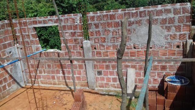 Camaragibe-PE - casa em construção na Ladeira do Liberato - Foto 5