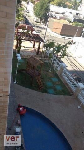 Vendo excelente apartamento no Reservatto Condomínio, com 74,05 m² de área privativa. - Foto 17