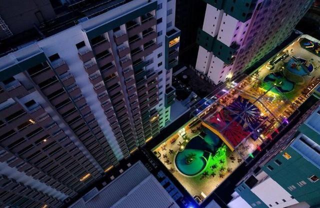 Alugo Apartamento em Olimpia Park Resort Dez/19