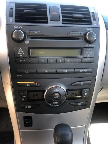Toyota Corolla GLI 2013 (único dono) 87.000 km - Foto 9