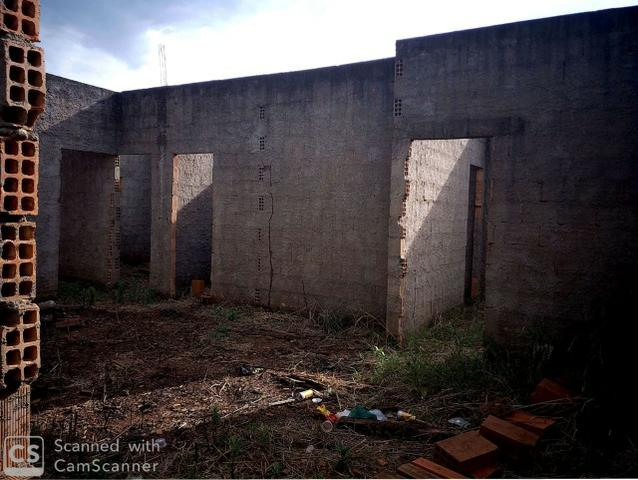 Vendo Terreno com Construção Jaru-Ro - Foto 3
