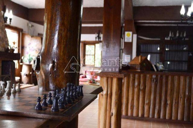 Casa à venda com 5 dormitórios em Centro, Monte verde cod:CA008428 - Foto 3