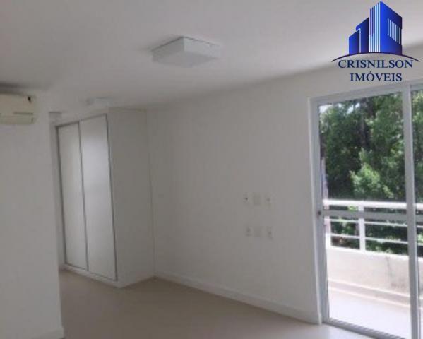 Casa à venda condomínio alphaville i salvador, decorada, 4 suítes, r$ 2.500.000,00, piscin - Foto 19