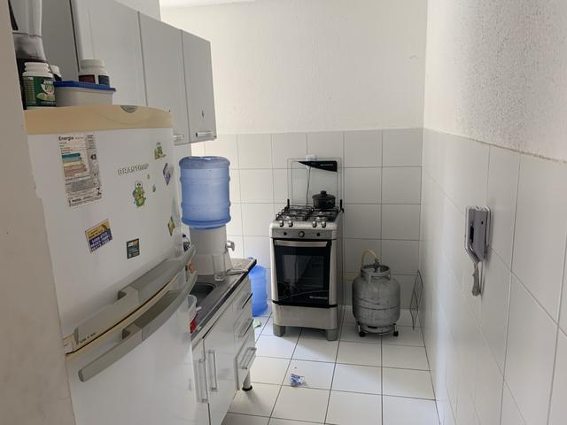 Apartamento Condominio Doce Lar
