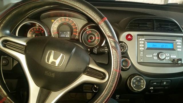 Honda New Fit 1.4 LX 8V Flex 4P Manual Ano 2010/2010 - Foto 9