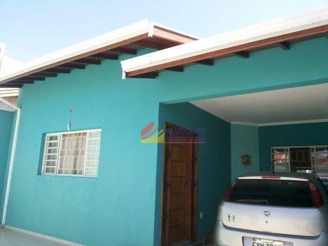 Casa com 2 dormitórios à venda, 91 m² por r$ 425.000,00 - vila soriano - indaiatuba/sp - Foto 2
