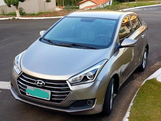 Hyundai HB20s 2017 Premium, AT 6 marchas, couro, garantia 2021, revisado - Foto 3