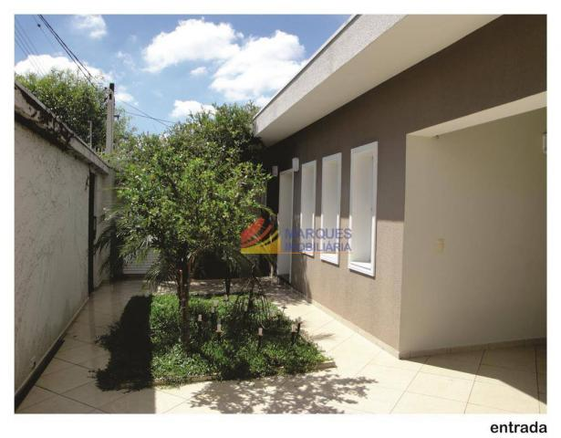 Casa residencial à venda, vila suíça, indaiatuba - ca2005. - Foto 2