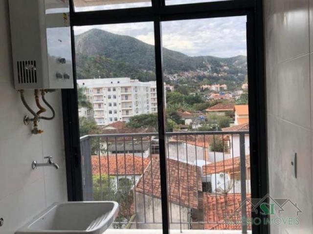 Apartamento à venda com 3 dormitórios em Corrêas, Petrópolis cod:2244 - Foto 10