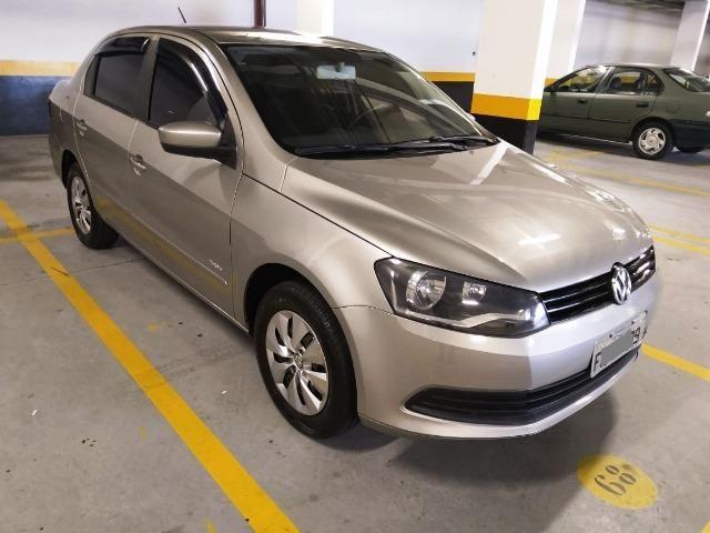 Volkswagen Voyage Trend 1.6 Flex Mec. Completo - Foto 6