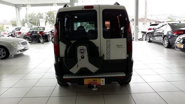 Fiat Doblo Adv. XINGU LOCKER 1.8 Flex - Foto 5