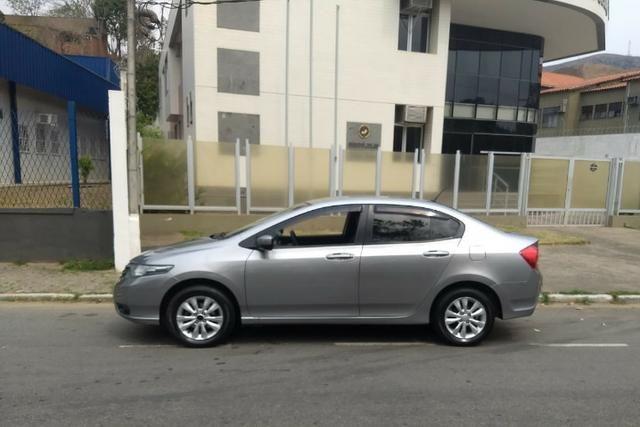 Honda City LX 1.5 2013 Novo - Com GNV 5ª - Foto 4