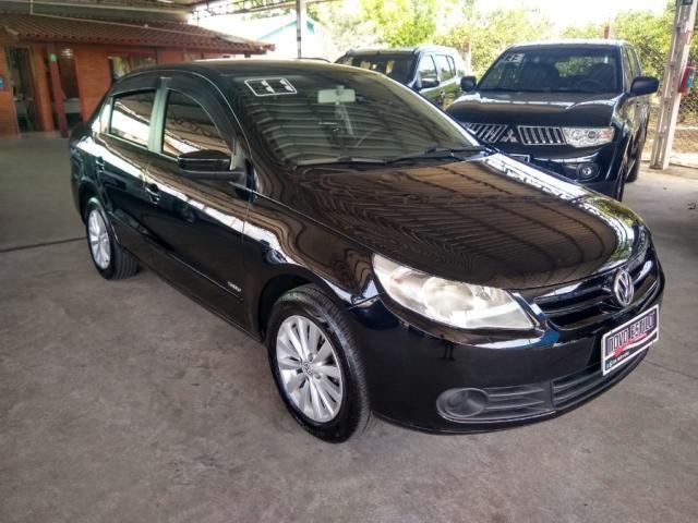 Volkswagen Voyage VOYAGE 1.6 MI TREND 8V FLEX 4P MANUAL 4P - Foto 3