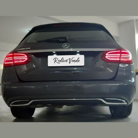 Mercedes Bens C180 1.6 CGI Estate Avantegarde 16V Turbo Gasolina 4P Automático - Foto 3