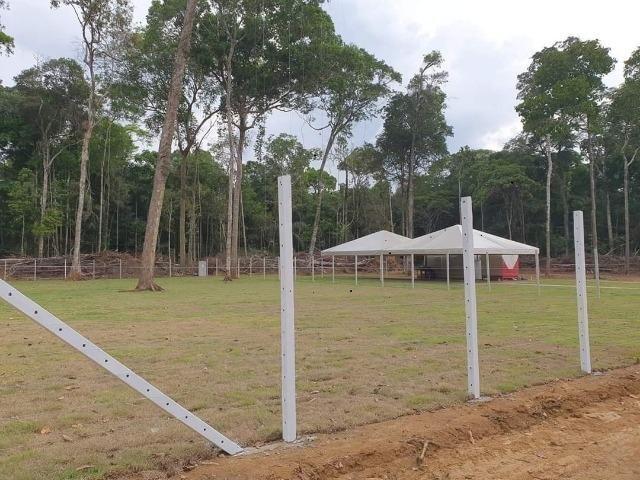 Chácaras Rio Negro, Lotes 1.000 m², a 15 minutos de Manaus/*- - Foto 9