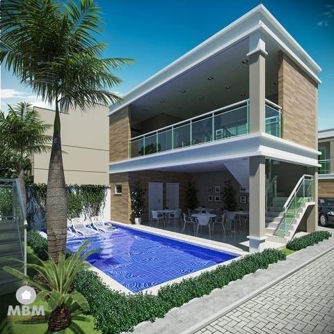 Vendo casa em condomínio no Eusébio com 2 suítes a poucos metros da CE 040. 229.900,00 - Foto 6