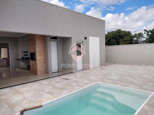 Casa à venda com 3 dormitórios em Residencial villaggio donzellini, Bady bassitt cod:32 - Foto 16