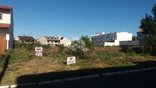 Terreno à venda em Aberta dos morros, Porto alegre cod:TE1216