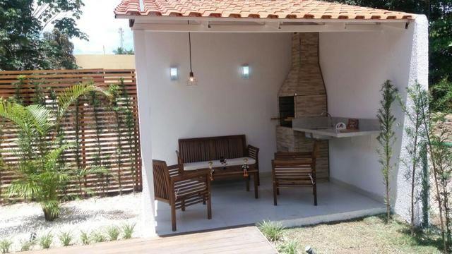 Vendo Linda Casa no Vila Smart Campo Belo com 2 Quartos . Venha sair do Aluguel - Foto 2