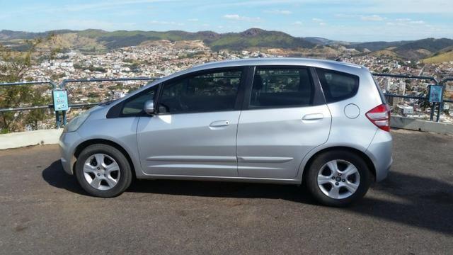 Honda New Fit 1.4 LX 8V Flex 4P Manual Ano 2010/2010 - Foto 2