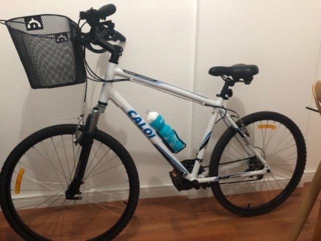 Bicicleta semi-nova Caloi Confort aro 26 -21 marchas 24a9fe3c074ad