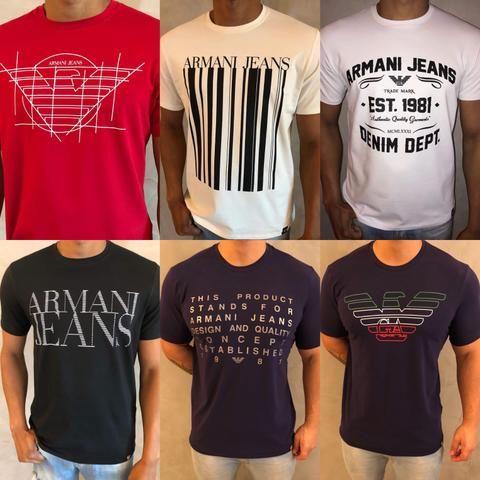 Camisas e camisetas em São Paulo  a1799382cf5ff