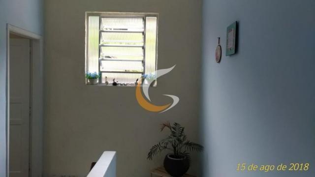 Sobrado com 3 dormitórios à venda, 111 m² por R$ 435.000 - Vila Militar - Petrópolis/RJ - Foto 2
