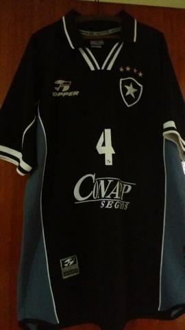 Camisa oficial Botafogo - Esportes e ginástica - Loteamento Aiuruoca ... 715f18d272208
