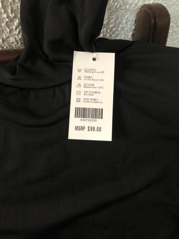 Blusa térmica preta P - Roupas e calçados - Ipiranga 00147f9d93877