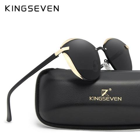 Óculos de Sol polarizado Kingseven - Bijouterias, relógios e ... e6b458b70e