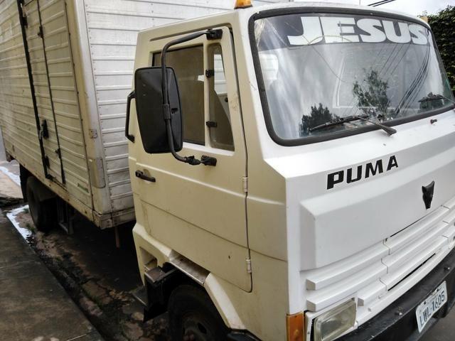 Caminhão puma 97