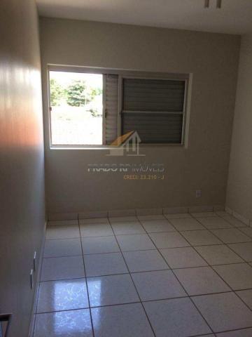 Apartamento à venda com 2 dormitórios em Jardim paulistano, Ribeirão preto cod:56018 - Foto 2
