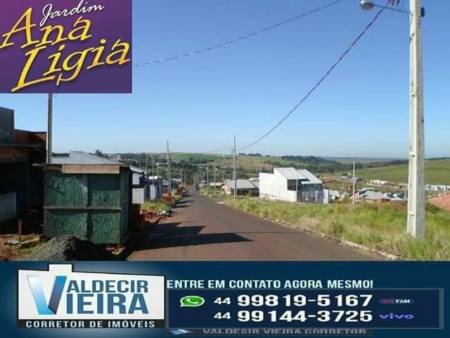 30.000 meio terreno Residencial Jd. Ana Ligia - Foto 2