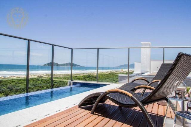 Apartamento Garden com 3 dormitórios à venda, 218 m² por R$ 1.180.000 - Campeche - Florian - Foto 7