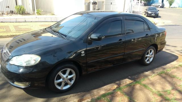 Toyota Corolla xli 1.8 aut Ac. troca menor valor