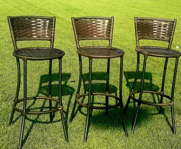 Direto da fábrica cadeiras sintáticas - Foto 2