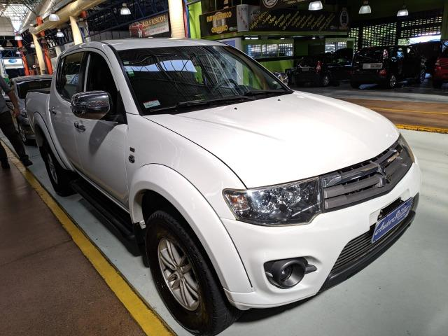 L200 Triton HPE 3.2 Diesel 2015 4X4 Automática (Top de Linha) - Foto 5