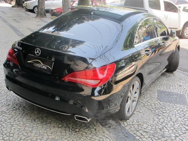 Mercedes CLA 200 First Edition com Teto Solar Elétrico Led's Bi-Xenon GPS Muito Novo 2014 - Foto 2