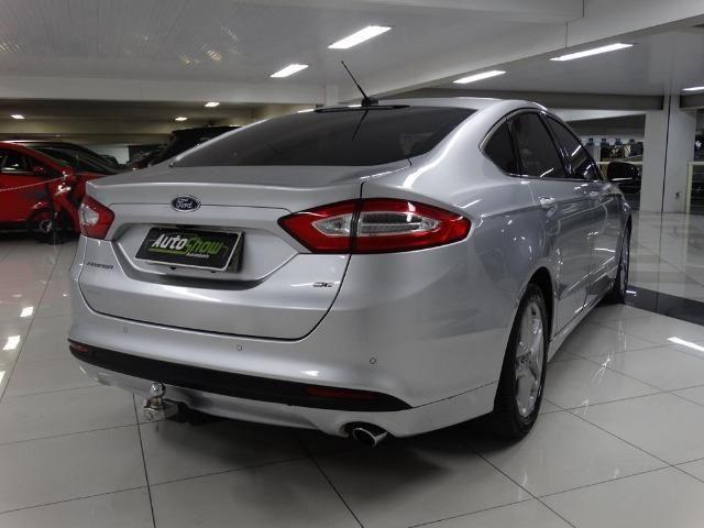 Ford Fusion Se 2.5 Flex Automático Prata - Foto 4