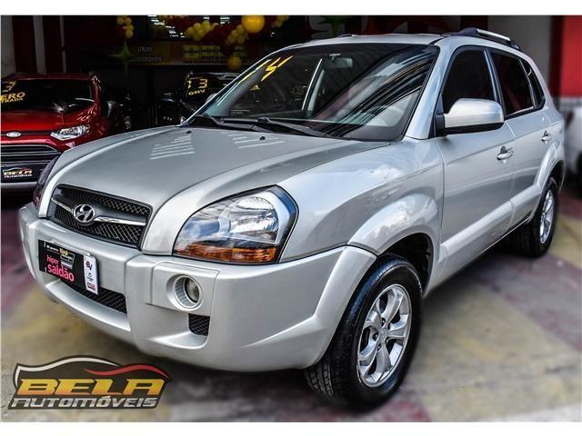 Hyundai Tucson 2.0 Mpfi Gls 143cv 2wd Flex 4p Aut Completo + 2019 Vist - Foto 3