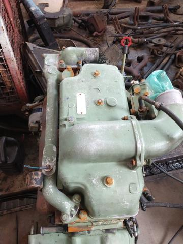 Motor om 314 para 608 . usado . a base de troca - Foto 3