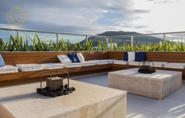 Apartamento Garden com 3 dormitórios à venda, 218 m² por R$ 1.180.000 - Campeche - Florian - Foto 5