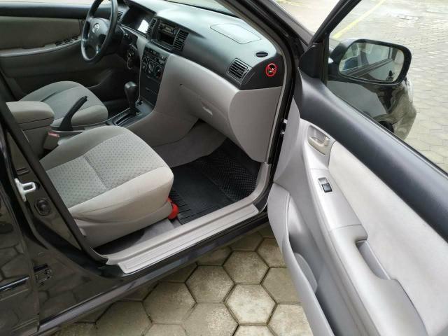 Corolla XLi 1.6 automático 2008 - Foto 13