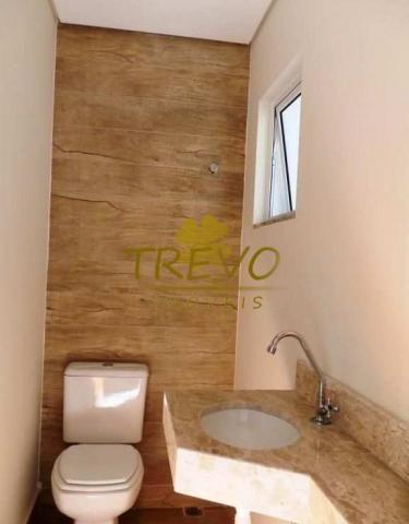 Casa de condomínio à venda com 3 dormitórios em Boa vista, Curitiba cod:1653 - Foto 10