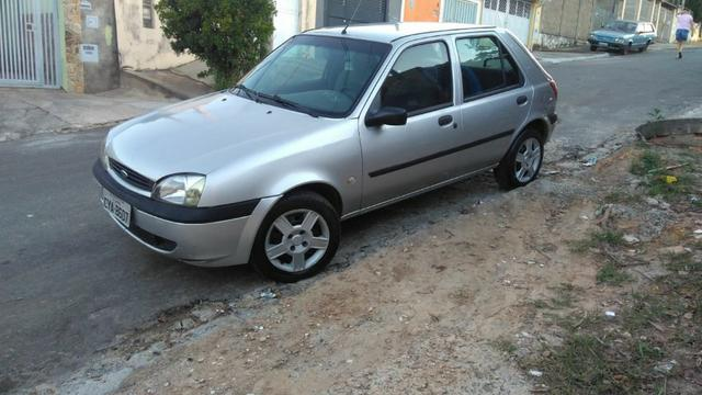Fiesta glx 2001 1.6 completo