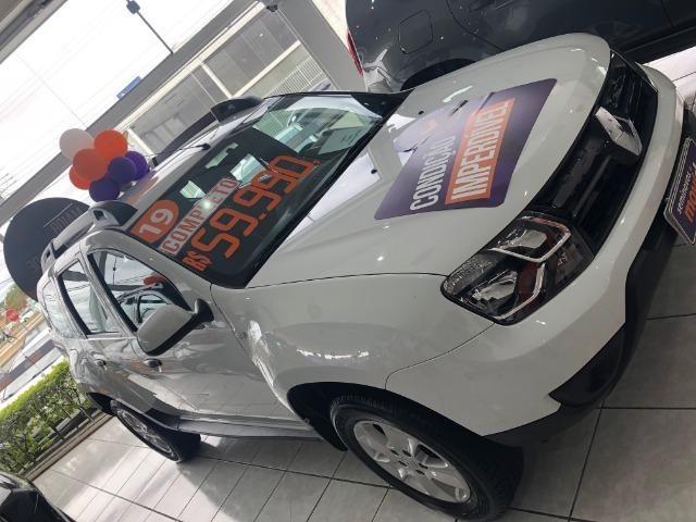 Promoção Renault duster expression 1.6 CVT 19 - Abaixo da fipe!!! 18 mil no cartão - Foto 6