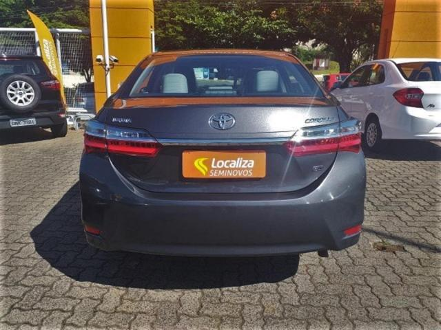 TOYOTA COROLLA 2018/2019 1.8 GLI 16V FLEX 4P AUTOMÁTICO - Foto 2