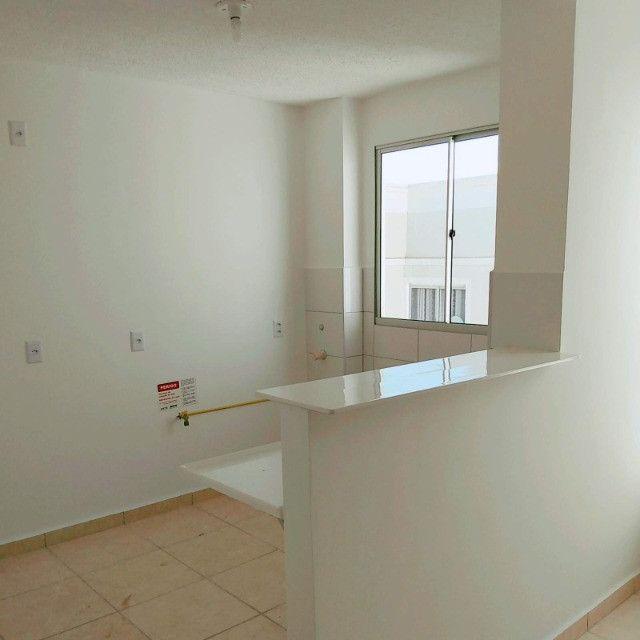 Alugue-se lindo apartamento R$650 Condomínio belle Nature Valparaíso - Foto 2
